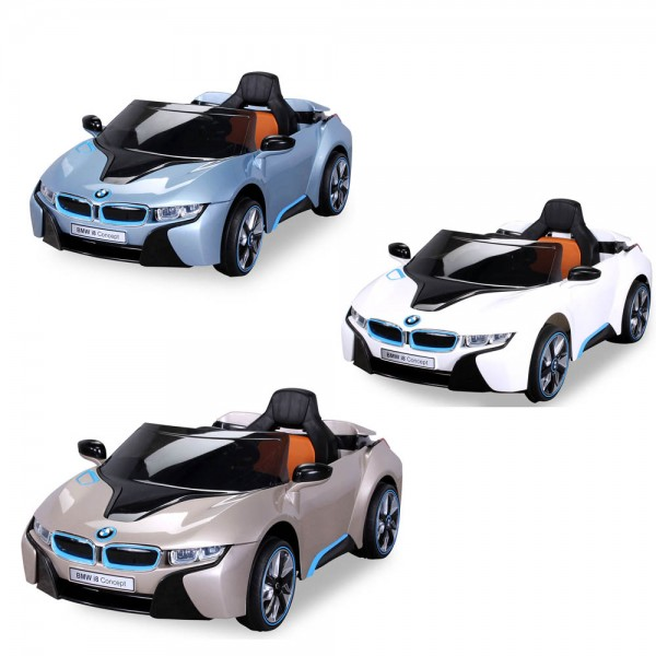 kinder elektroauto bmw i8 lizenziert lineup24. Black Bedroom Furniture Sets. Home Design Ideas