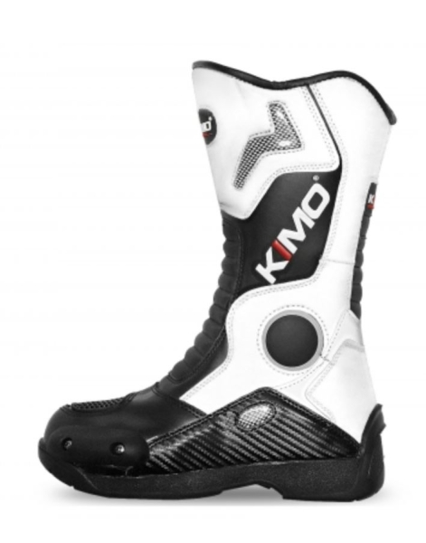 Motocross Kinderstiefel KIMO Protect Boots Gr. 32-38 white