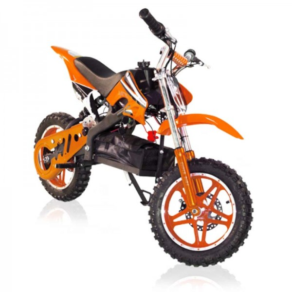 E-DIRTBIKE 500W Delta orange
