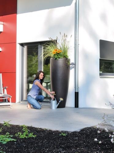 regentonne 300 liter garantia 2in1 wasserbeh lter mit. Black Bedroom Furniture Sets. Home Design Ideas