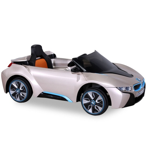 kinder elektroauto bmw i8 lizenziert ebay. Black Bedroom Furniture Sets. Home Design Ideas