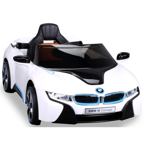 kinder elektroauto bmw i8 lizenziert ebay. Black Bedroom Furniture Sets. Home Design Ideas
